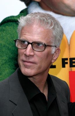 Ted Danson at the New York premiere of New Line's Elf