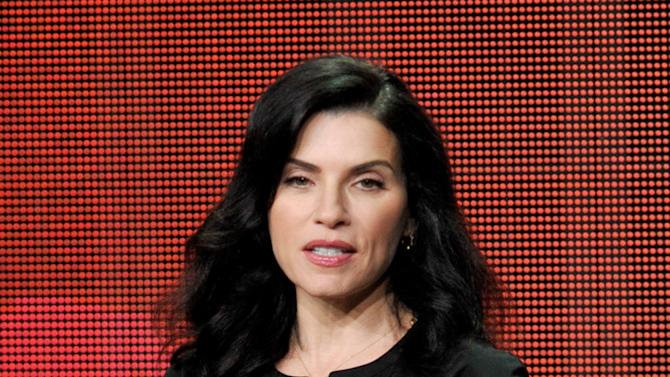 'Good Wife' star empathizes with Weiner's spouse