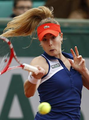 US teen Townsend tops No. 20 Cornet at French Open