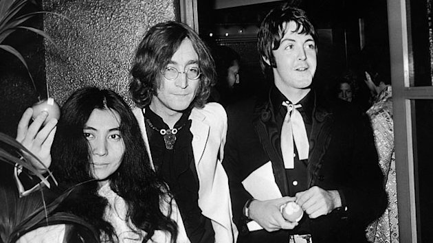 McCartney & Yoko To Sing On Same Soundtrack