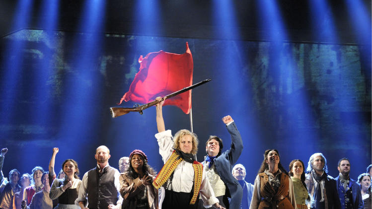 'Les Miserables' will move into familiar home