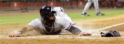 Braves win second straight, 6-3, over Astros