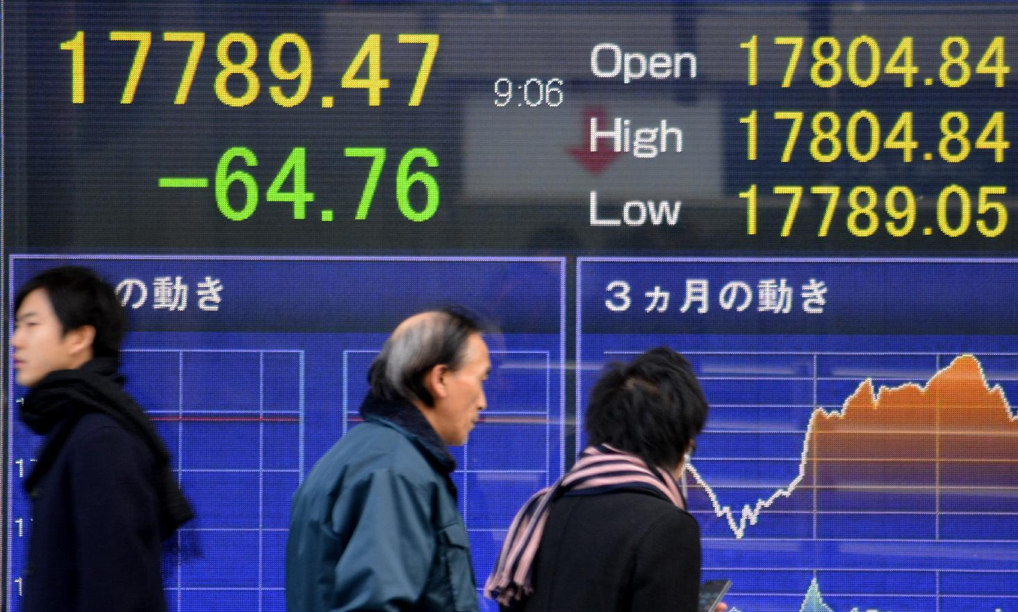 Asian shares mixed in muted post-Christmas trade