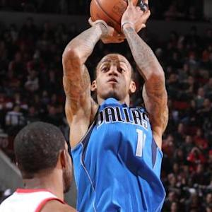 Mavericks vs. Trail Blazers