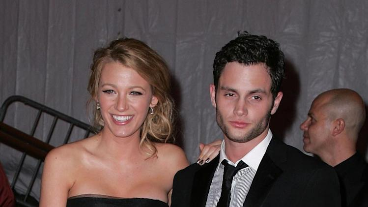 Blake Lively Penn Badgley 2008