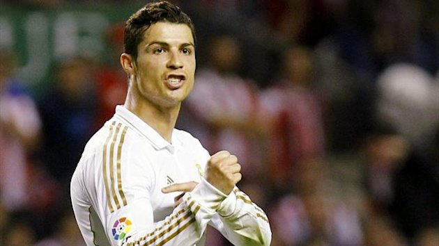 FOOTBALL 2012 Real Madrid - Cristiano Ronaldo