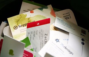 A Tool for Taming Business-Card Clutter