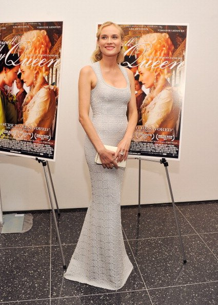 Actress Diane Kriger attends the 'Farewell, My Queen' New York Screening at MOMA on July 9, 2012 in New York City. (Photo by Stephen Lovekin/Getty Images)