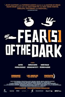 Poster of Fear(s) of the Dark