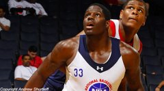 Findlay Prep basketball star Anthony Bennett