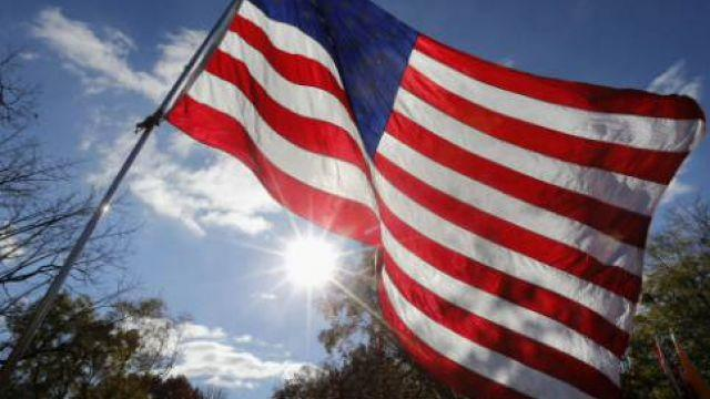 Flag stomping in the U.S. legal?