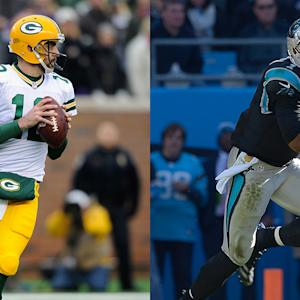 Aaron Rodgers or Cam Newton in Week 12?