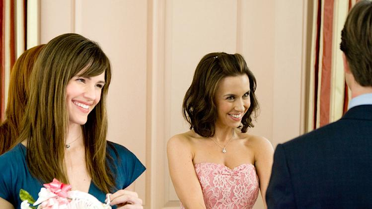 Ghosts of Girlfriends Past Production Photos New Line Cinema 2009 Jennifer Garner Lacey Chabert