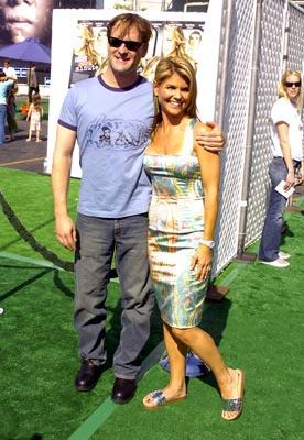 Dave Coulier and Lori Loughlin at the world premiere of Warner Brothers' New York Minute
