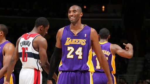 Bryant's 30 points help Lakers edge Wizards 102-96