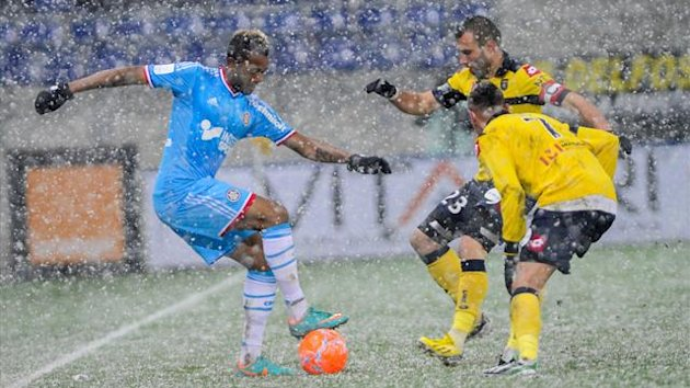 Ligue 1 2012/2013 Sochaux Marseille