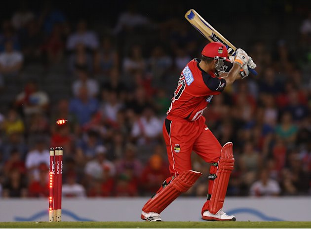 Big Bash League - Semi Final: Renegades v Heat