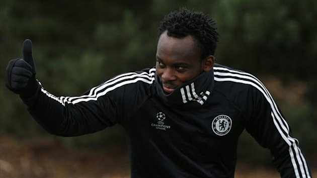 Michael Essien (Reuters)