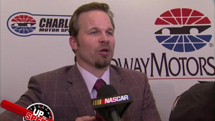 Up to Speed: NASCAR, SMI Highlight Day Two of Sprint Media Tour