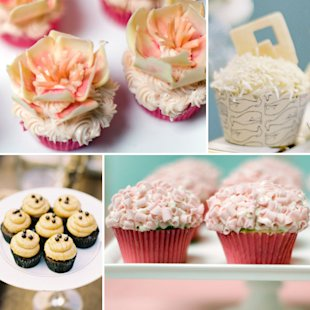 bridal guide wedding cake alternatives cupcakes
