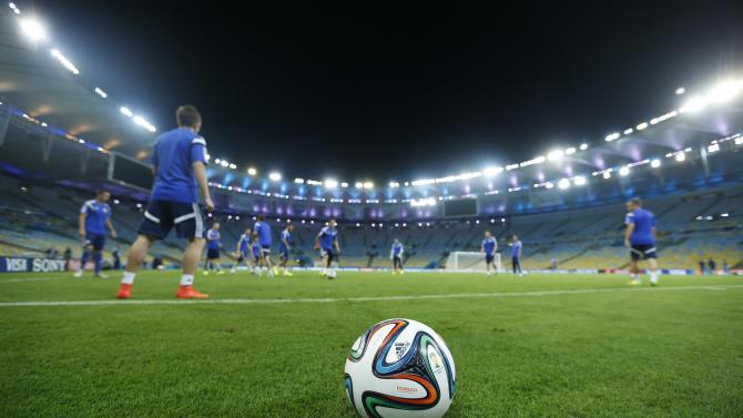 World Cup debut on legendary grounds awaits Bosnia