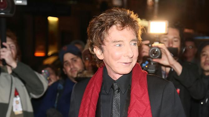 Manilow On Broadway Opening Night - After Party