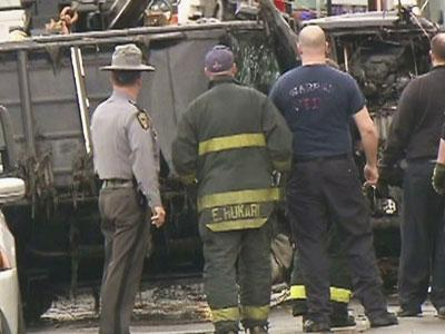 6 Teens Killed, 2 Hurt in Northeast Ohio Crash