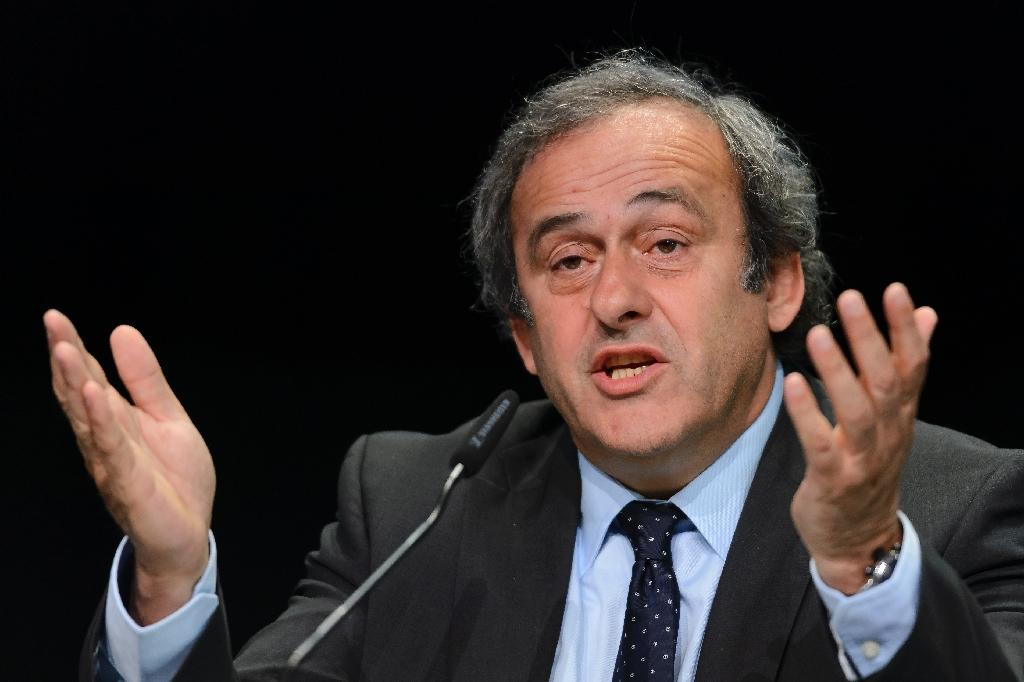 Platini 'has done nothing wrong'