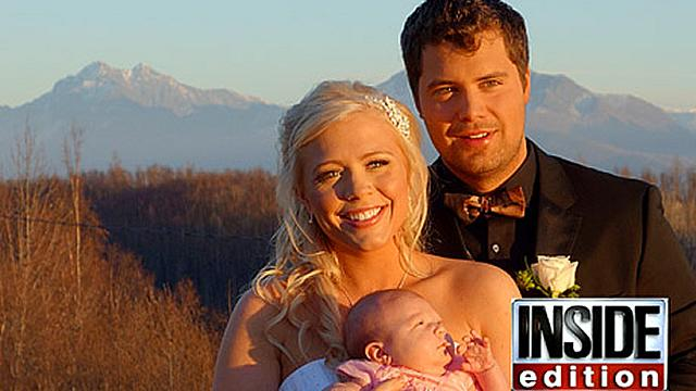 Levi Johnston Gets Married