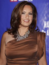 Hargitay overcome by adoption process