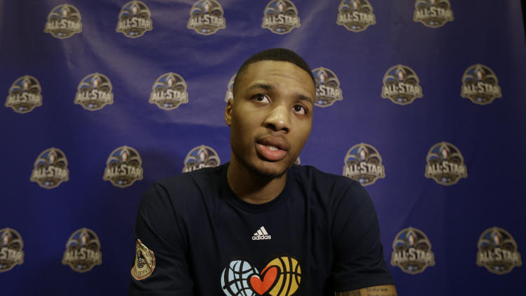 Lillard has no regrets over busy All-Star 'break'