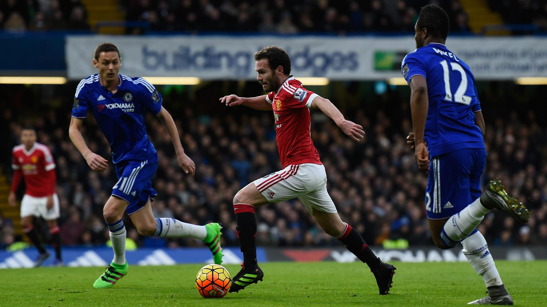 Mata frustrated with Chelsea draw