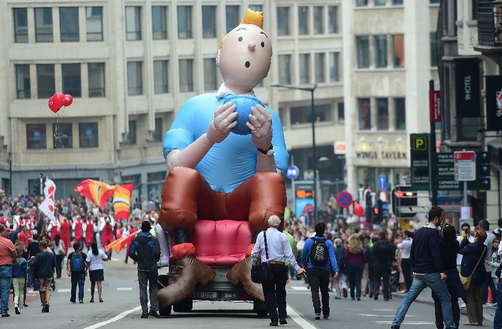 Tintin set to go under the hammer at Paris auctions