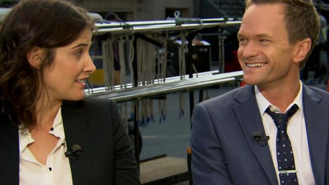 Neil Patrick Harris, HIMYM cast talk series, Season 8