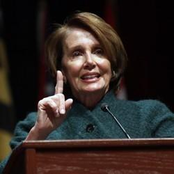 Nobody Wants Mitt Romney To Snag The GOP Nomination More Than Nancy Pelosi