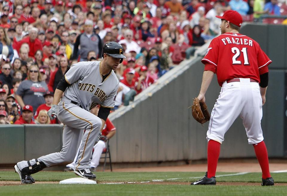Pirates beat Reds 4-2, wait for wild card rematch
