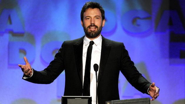 Ben Affleck DGA Awards Blog 630