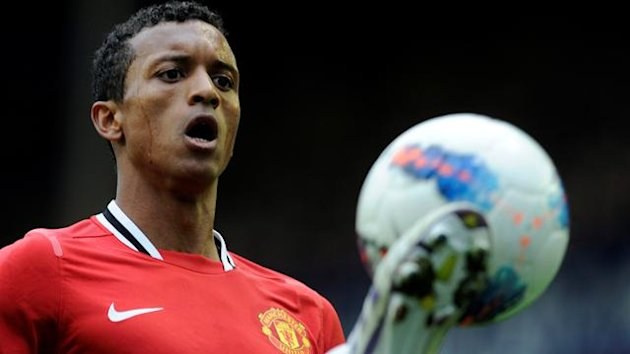 2011-12 Premier League Manchester United Nani