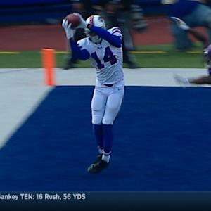 Week 7: Buffalo Bills wide receiver Sammy Watkins highlights