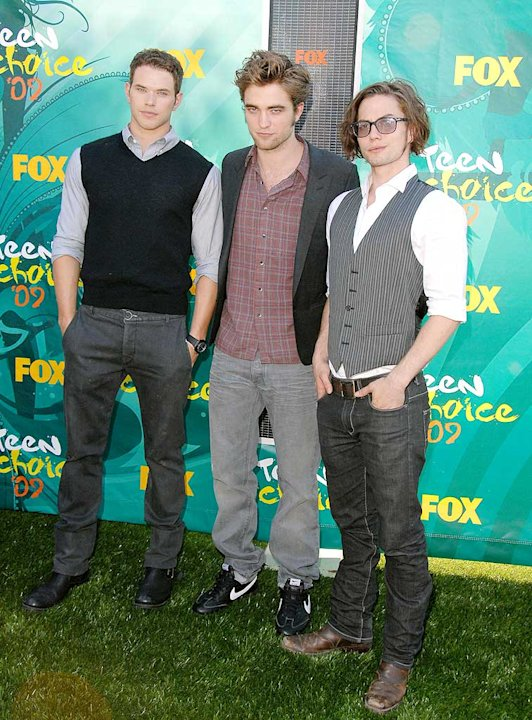 Lutz Pattinson Rathbone Teen Choice Aw