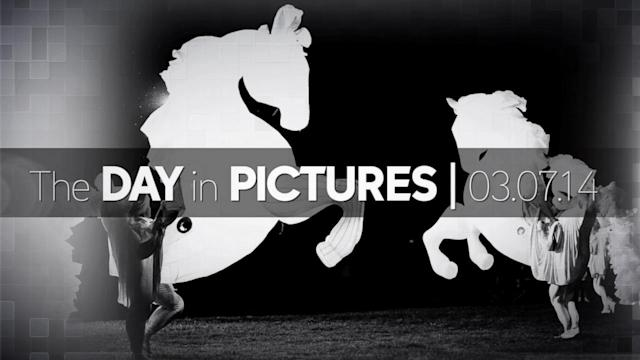 Day in Pictures: 3/07/14