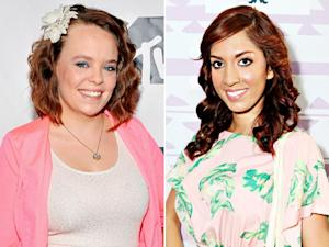 "Catelynn Lowell Reacts to Farrah Abraham's Diss: ""Role Model My Ass"""