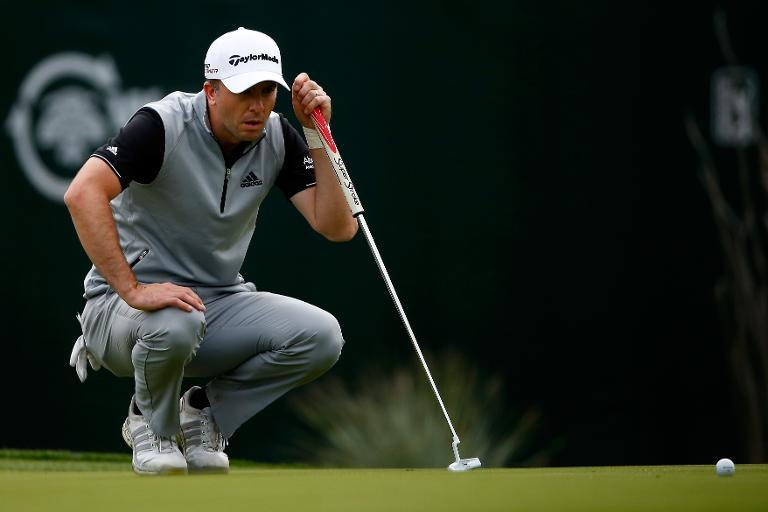 Scotland's Laird stretches lead at Phoenix Open