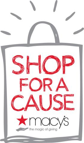"""Macy's Invites Local Charities to Join """"Shop For A Cause"""""""