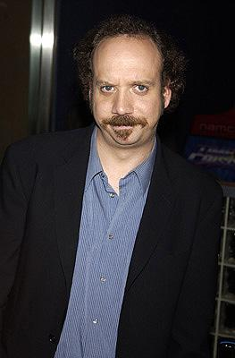 Paul Giamatti at the New York premiere of Fine Line's American Splendor