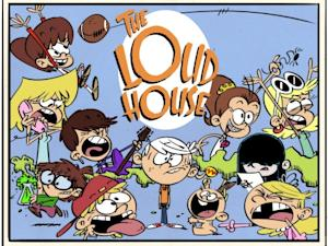 Nickelodeon Grows Its Content Family with 13-Episode Order of The Loud House, the First Series to Be Greenlit out of Its 2013 Animated Shorts Program