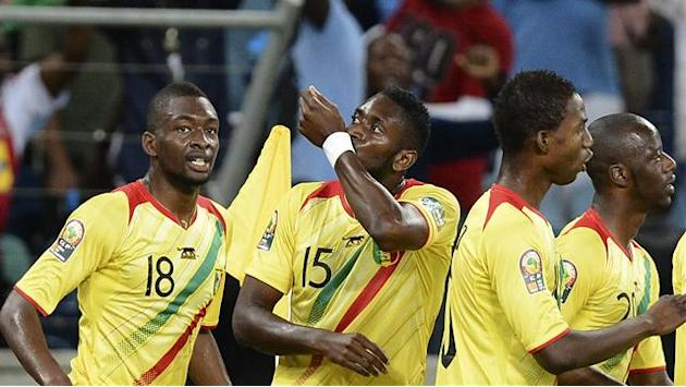 African Cup of Nations - Mali squeeze through as DR Congo exit unbeaten