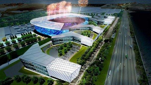 Five-Ring Circus: Here's What San Francisco Would Look Like As the Olympic Host