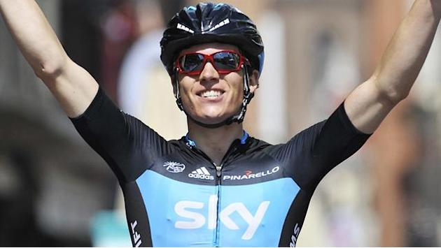 Cycling - Swift return for Team Sky rider