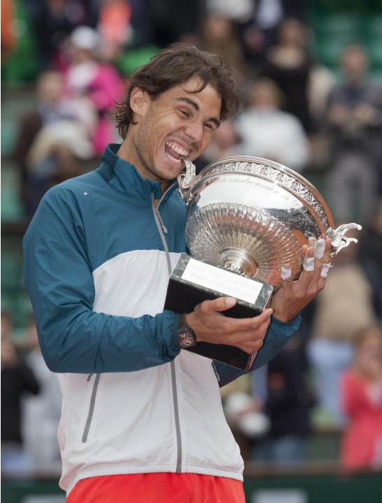 Tennis  French Open-Nadal vs Ferrer 91d7c4ece6c1